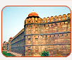 Red Fort, Adventure Tourism India, Mountain Trekking Tour